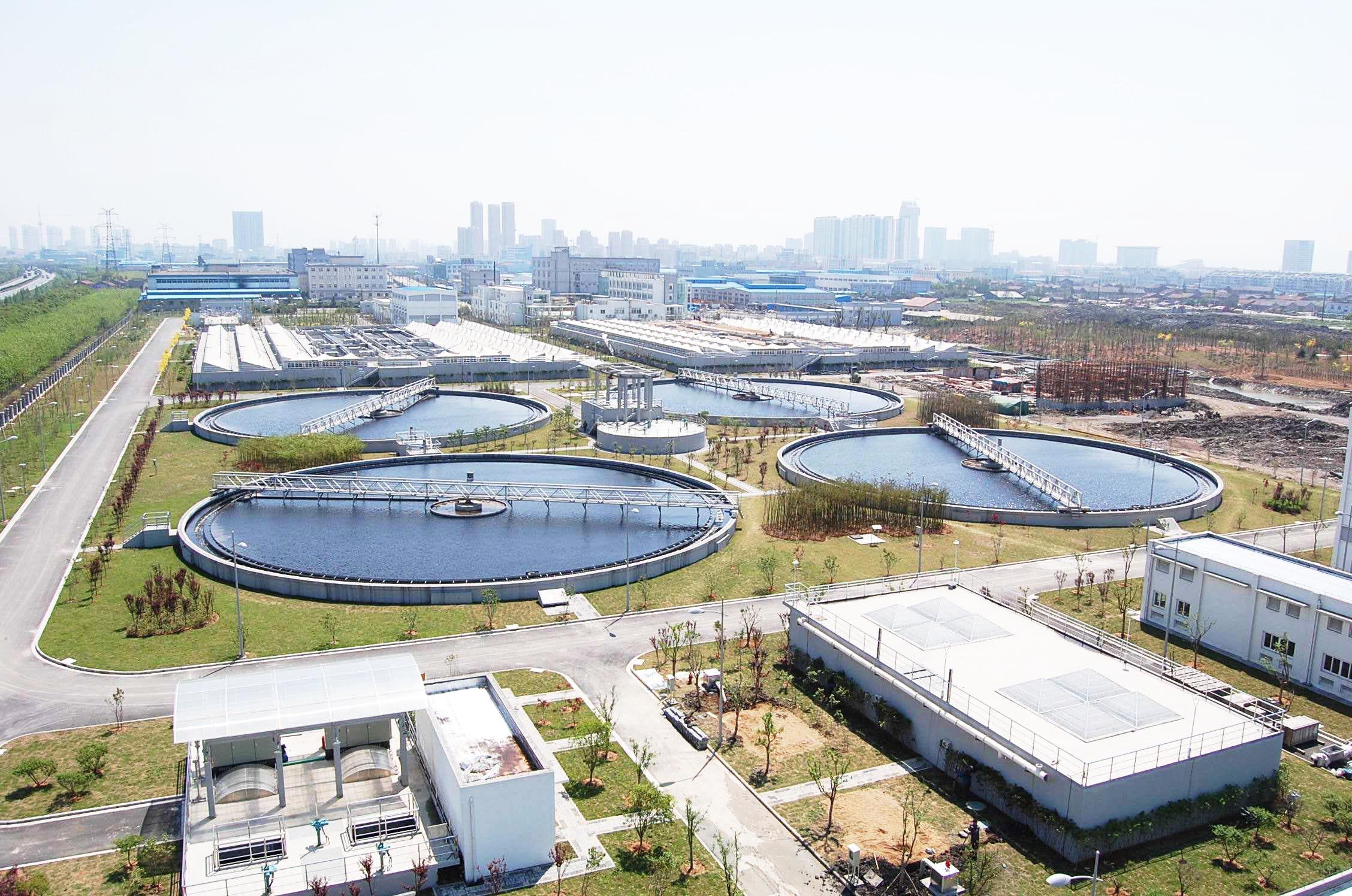 北京大兴区污水处理厂